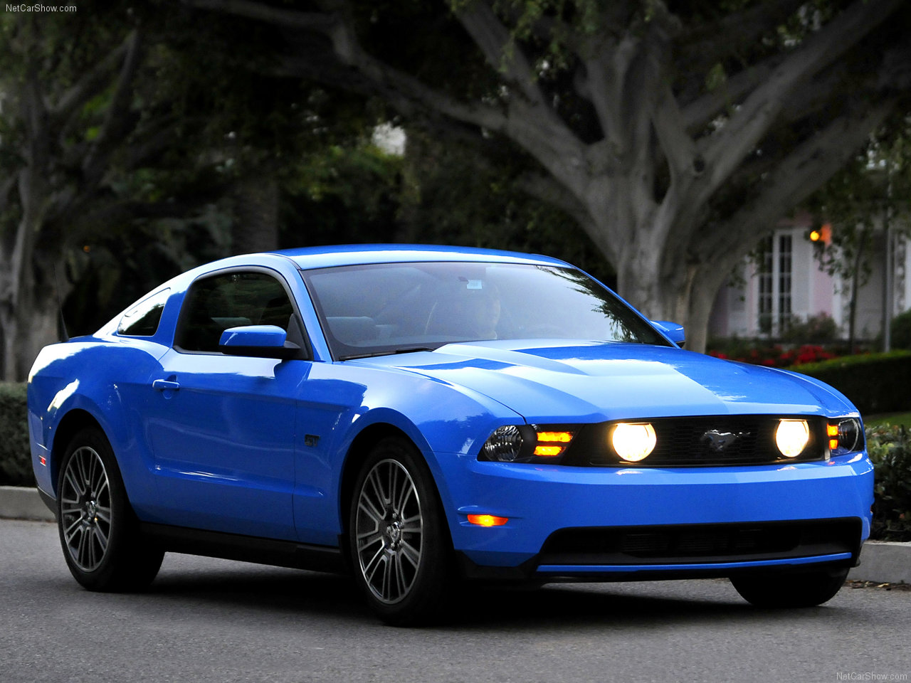 Just my Desktop Ford Mustang 2010 1280x960