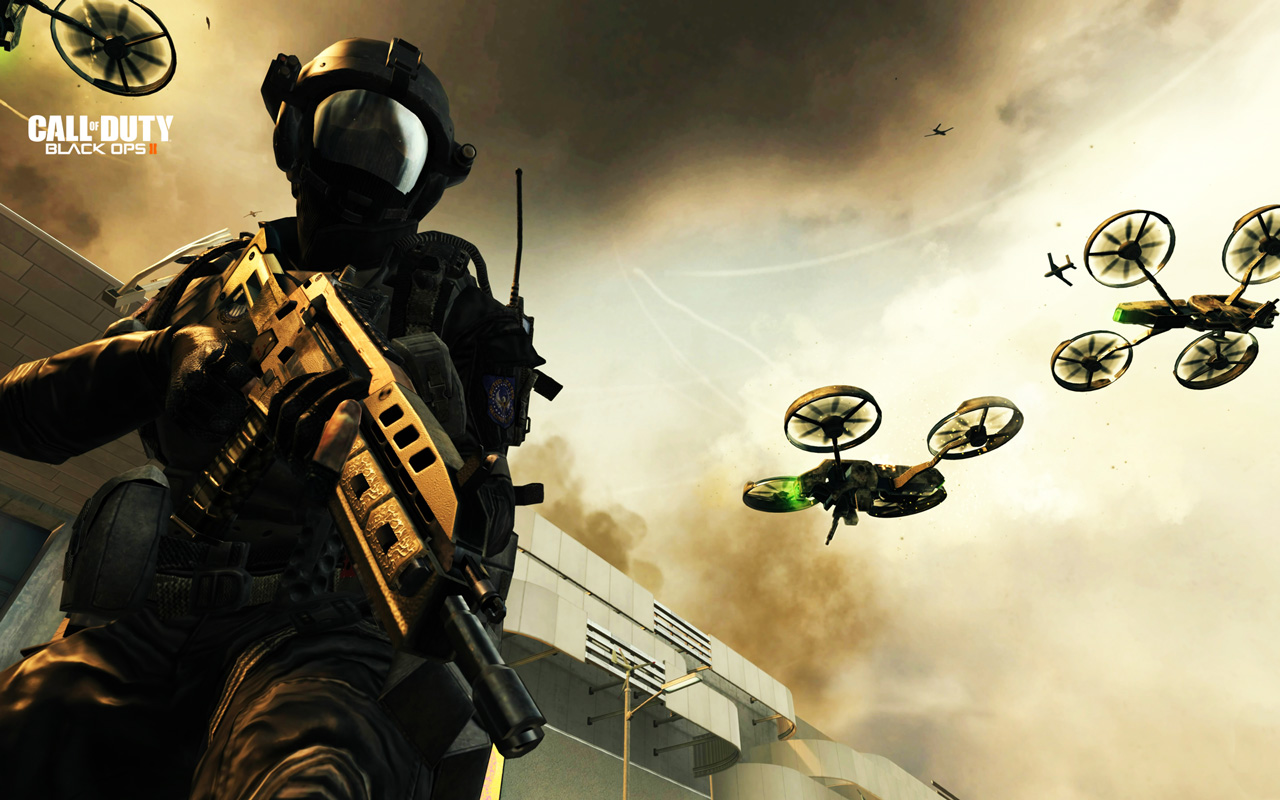 HD WALLPAPERS Call of Duty Black ops 2 HD Wallpapers 1280x800
