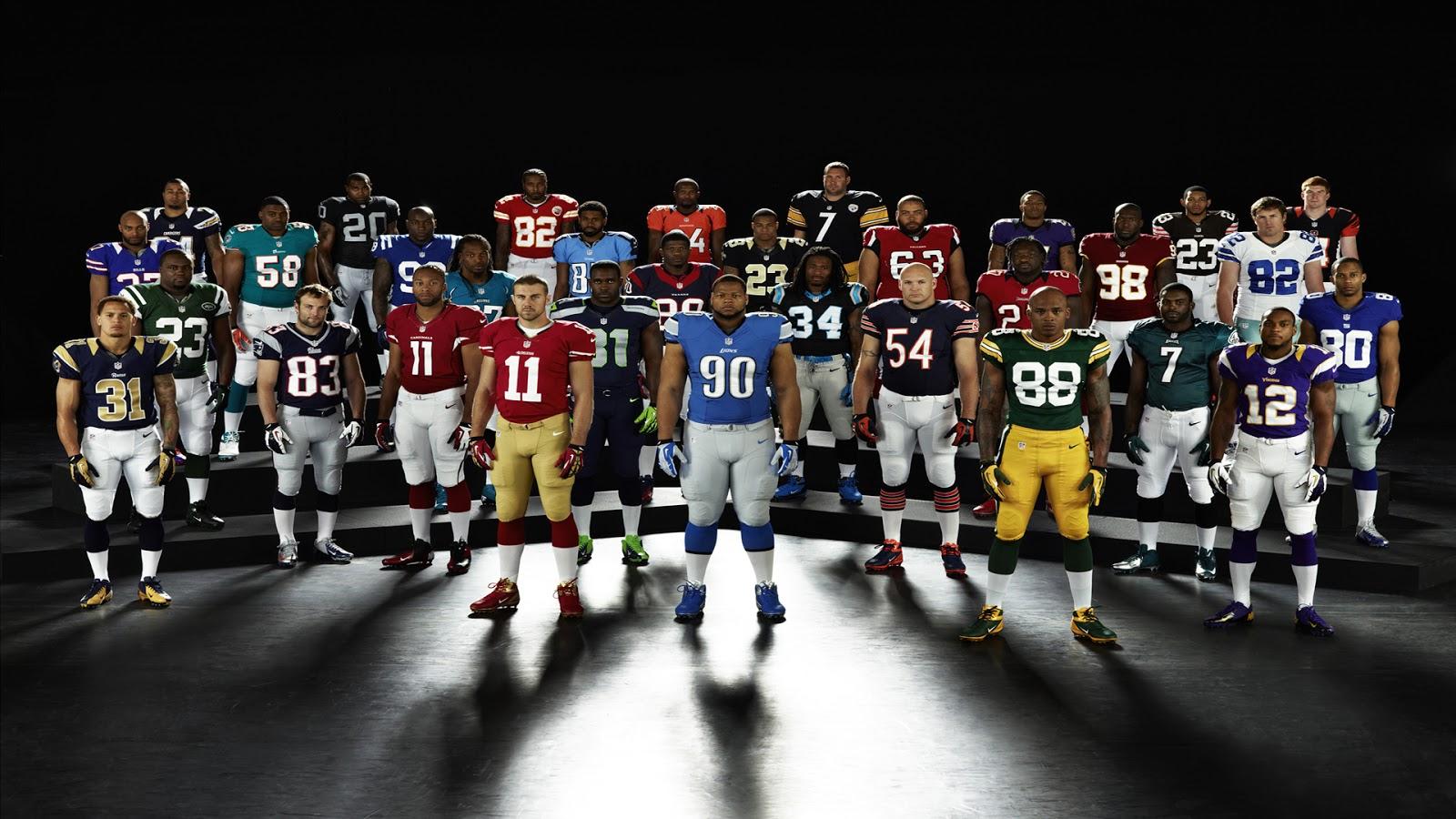 Free Download Nfl Football Hd Wallpapers For: NFL Football Wallpaper Desktop