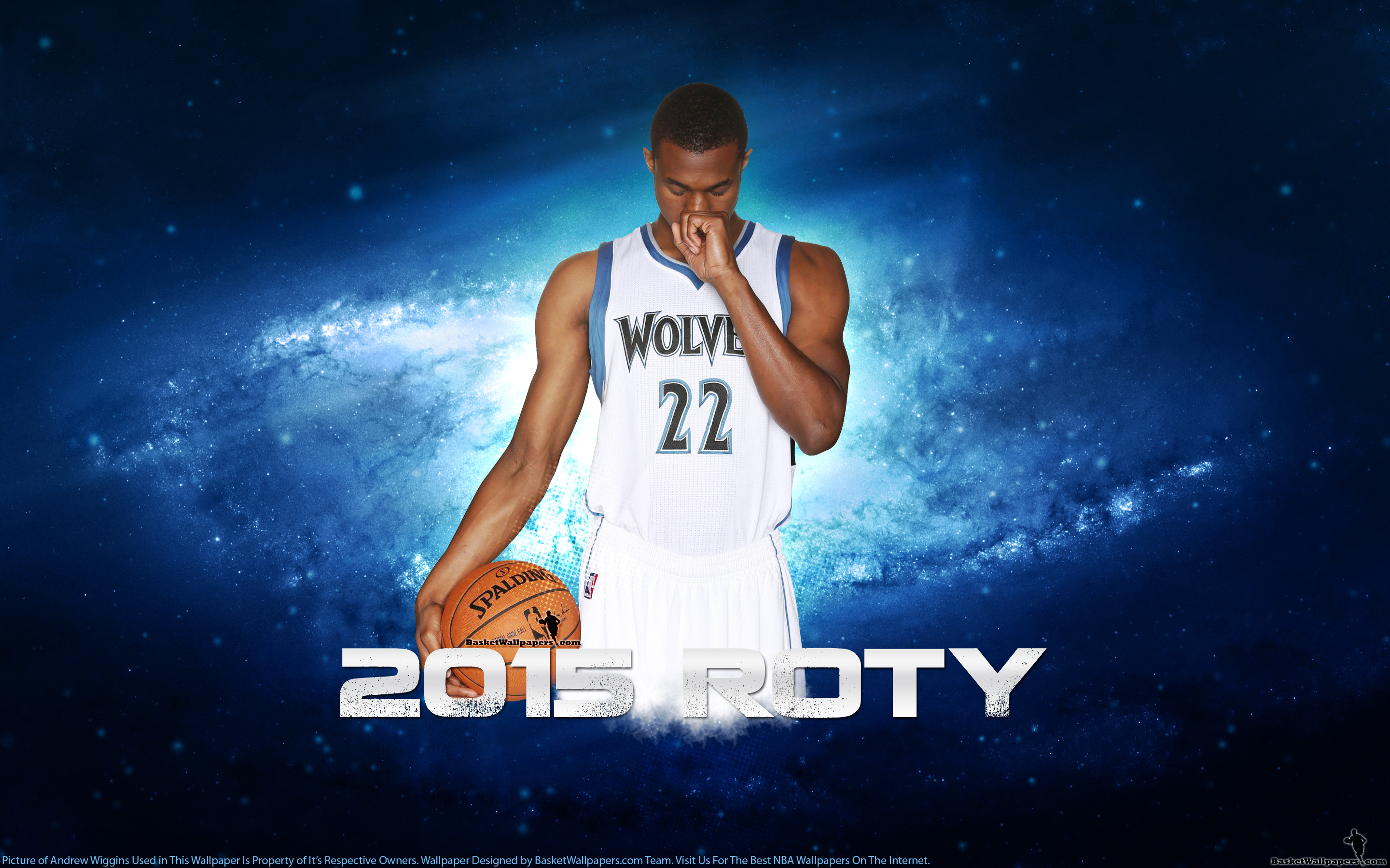Andrew Wiggins 2015 NBA ROTY Wallpaper Basketball Wallpapers at 2880x1800