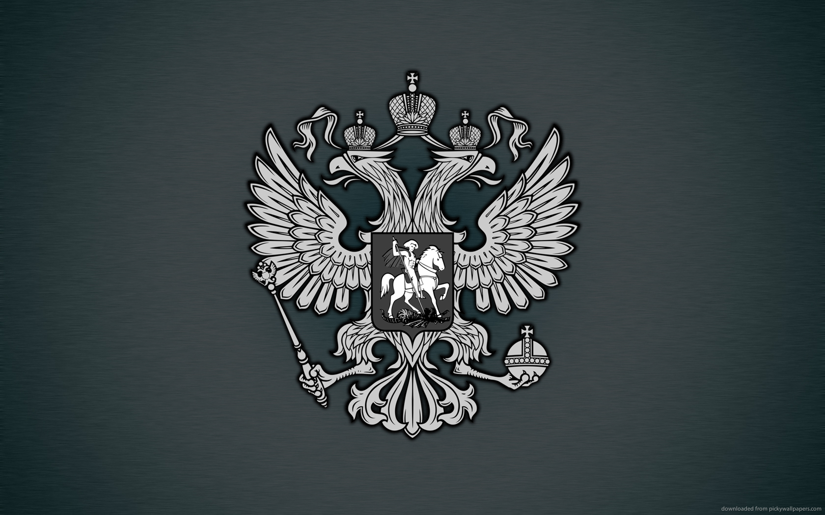 Russian Federation coat of arms   Russia Wallpaper 27345091 1680x1050