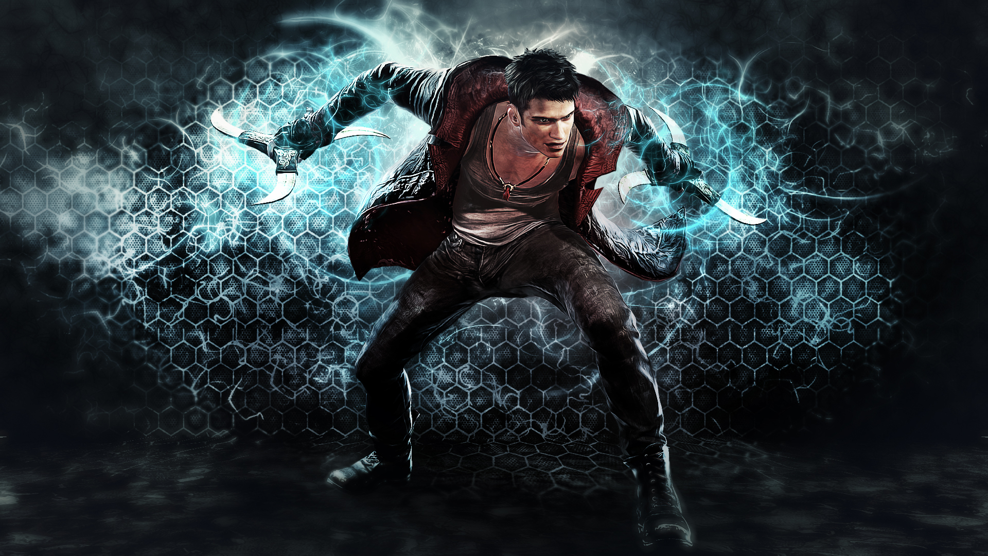Free Download Dante Devil May Cry 5 Wallpaper 760764 1920x1080