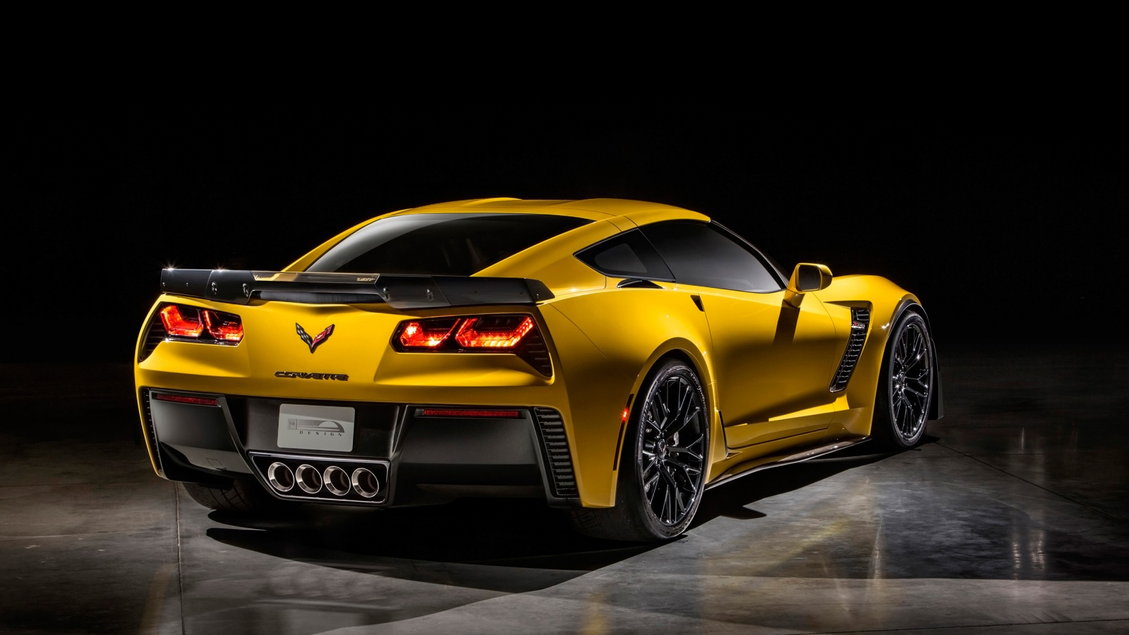 2015 Chevrolet Corvette Z06 2 Wallpaper HD Car Wallpapers 1600x900