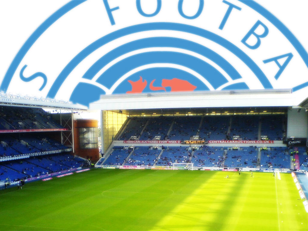 Glasgow Rangers Ibrox Stadium wallpaper wallpaper Football Pictures 1024x768