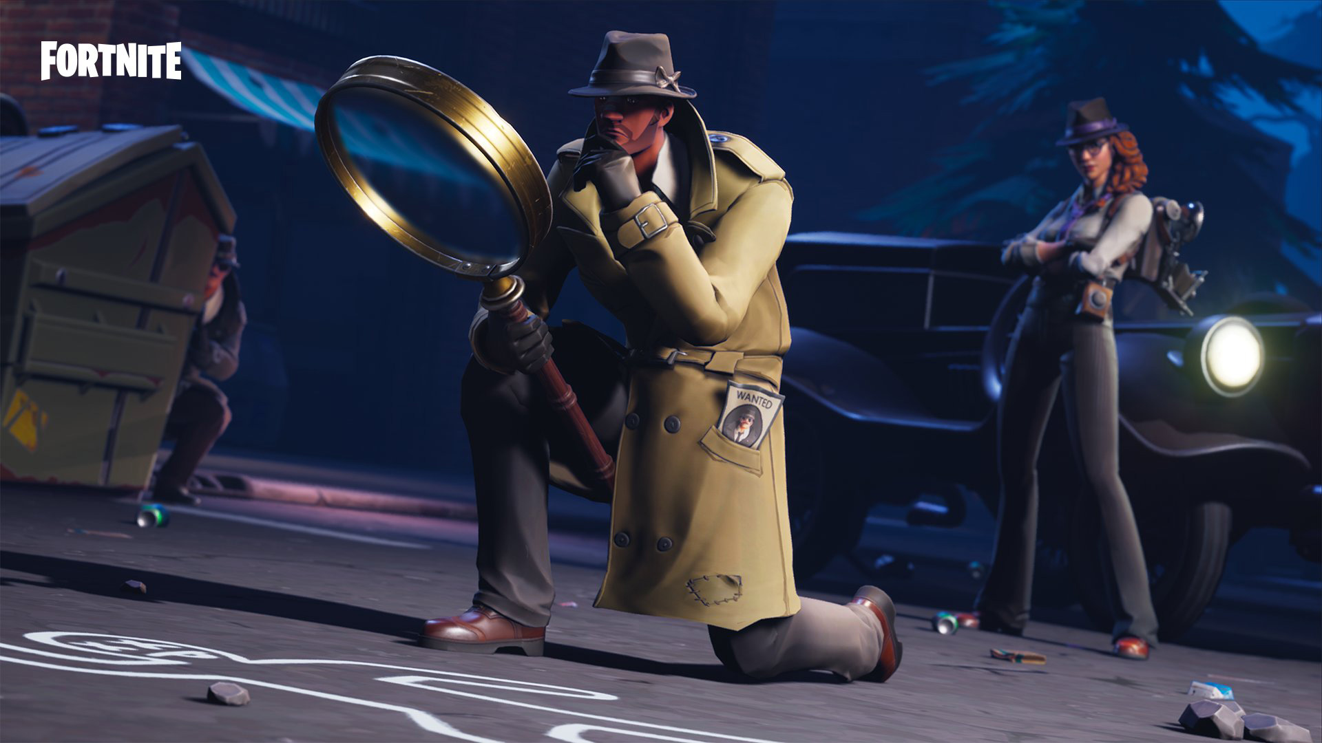 Fortnite Sleuth Skin   Pro Game Guides 1920x1080