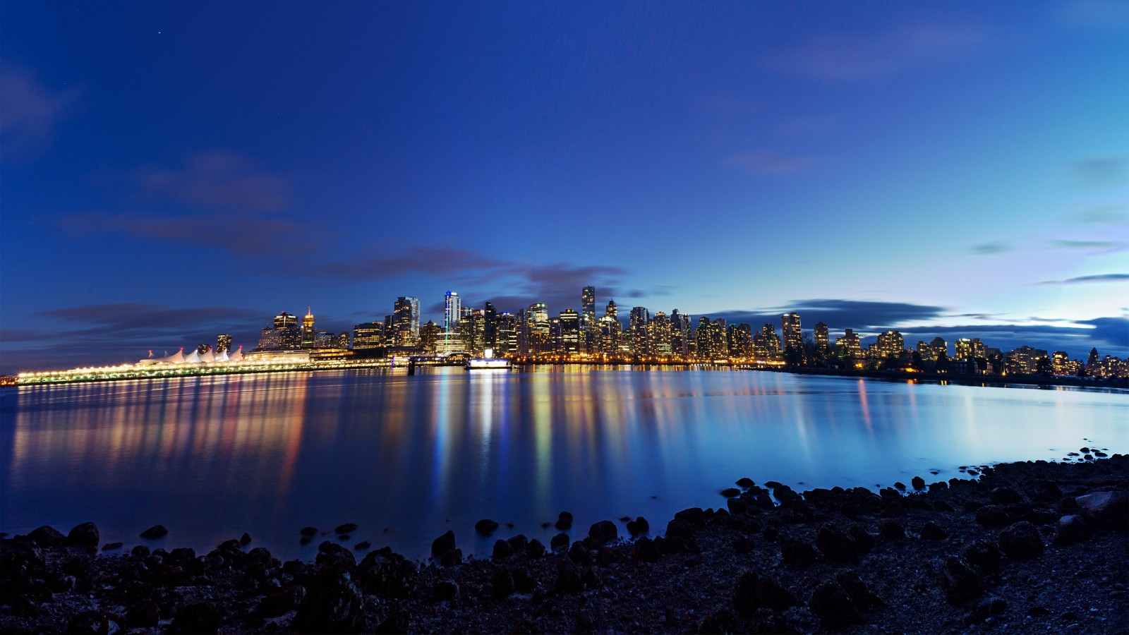 Wallpapers City Vancouver Wallpaper 1600x900
