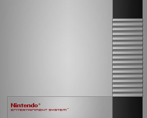 NES wallpaper by tibots 500x400