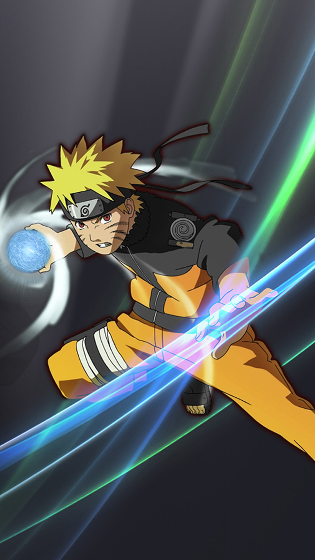 Download Naruto HD Wallpapers for iPhone 5 and iPod touch 640x1136