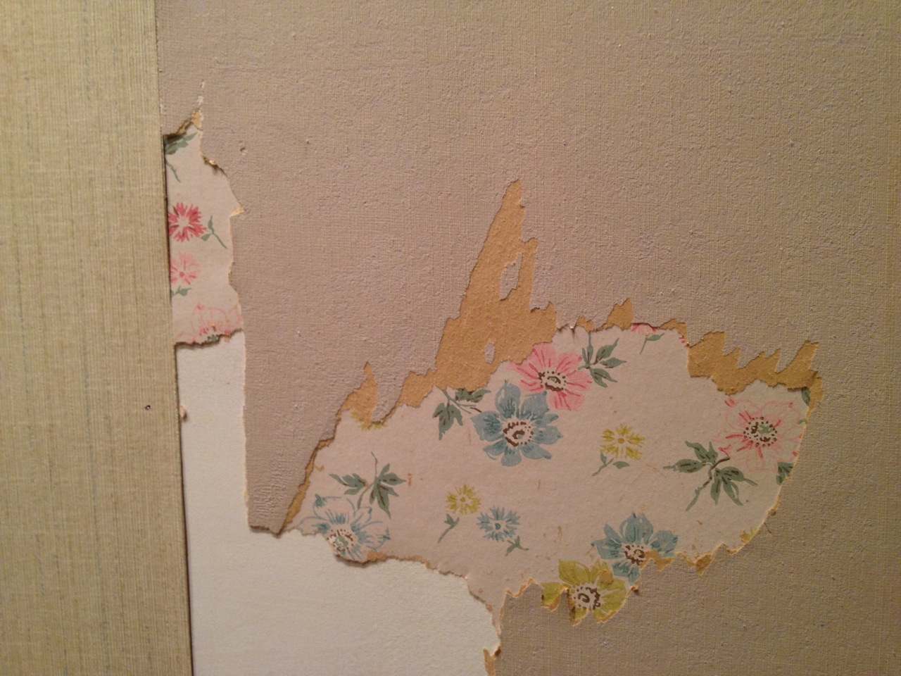 how to take off old wallpaper from walls 1280x960