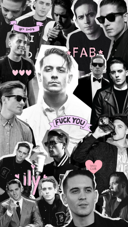 justlovedeffenerG eazy collage iPhone5 WallpaperRequest your iP5 423x750