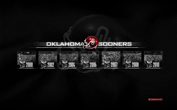 Oklahoma Sooners Football Wallpapers BestSportsWallpaperscom 600x375
