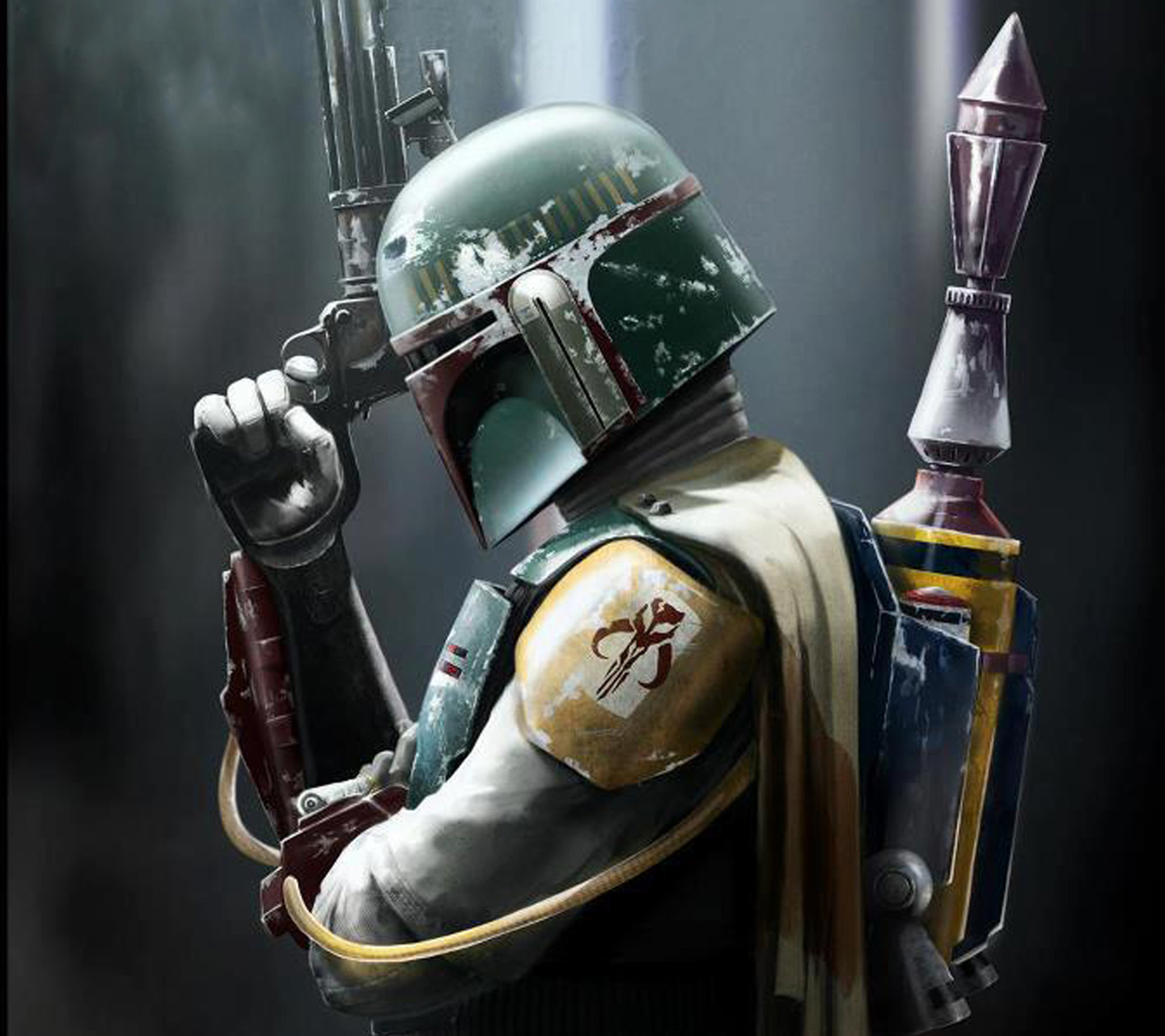 star wars boba fett wallpaper wallpapersafari. Black Bedroom Furniture Sets. Home Design Ideas