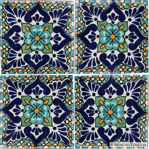 Mexican Tile Patterns Apk Mod Game 600x600