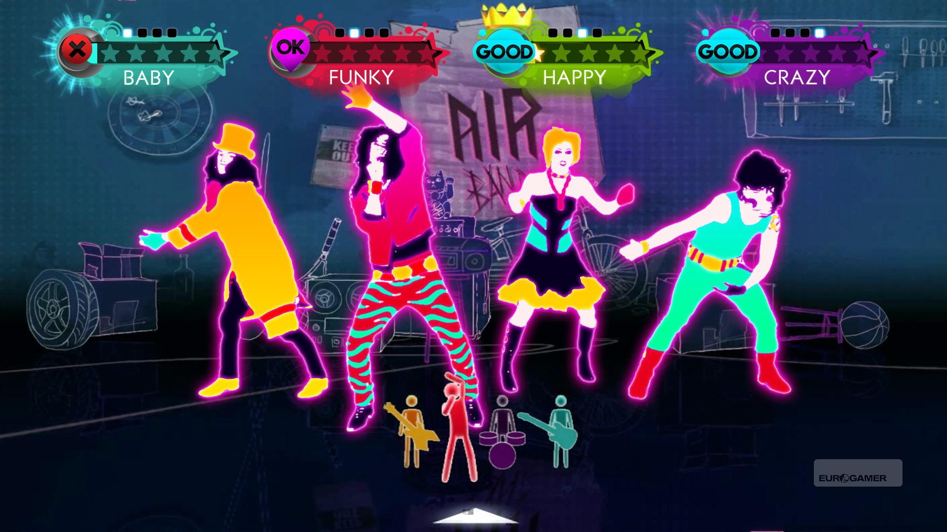 Just Dance 3 desktop wallpaper 7 of 12 Video Game Wallpaperscom 1920x1080