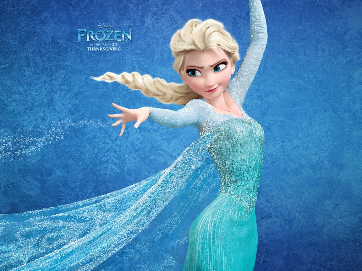 Frozen Elsa Wallpapers HD Wallpapers 1152x864