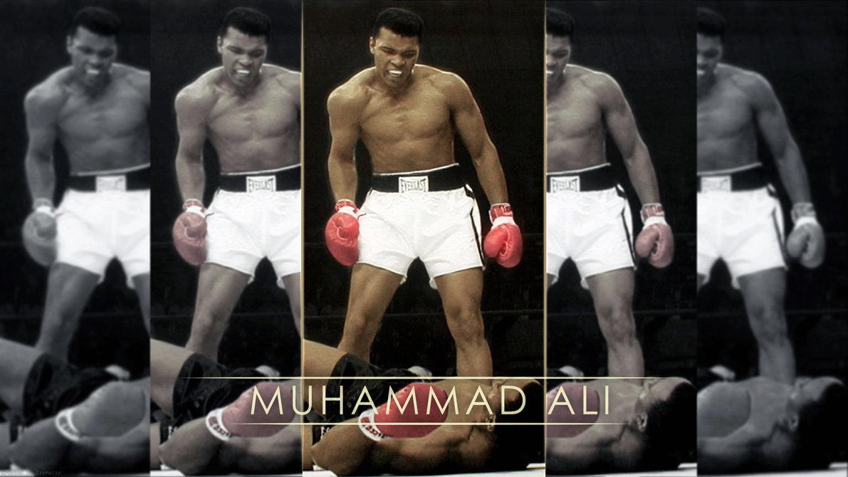 Muhammad Ali HD wallpaper by Zionellosvk 1191x670