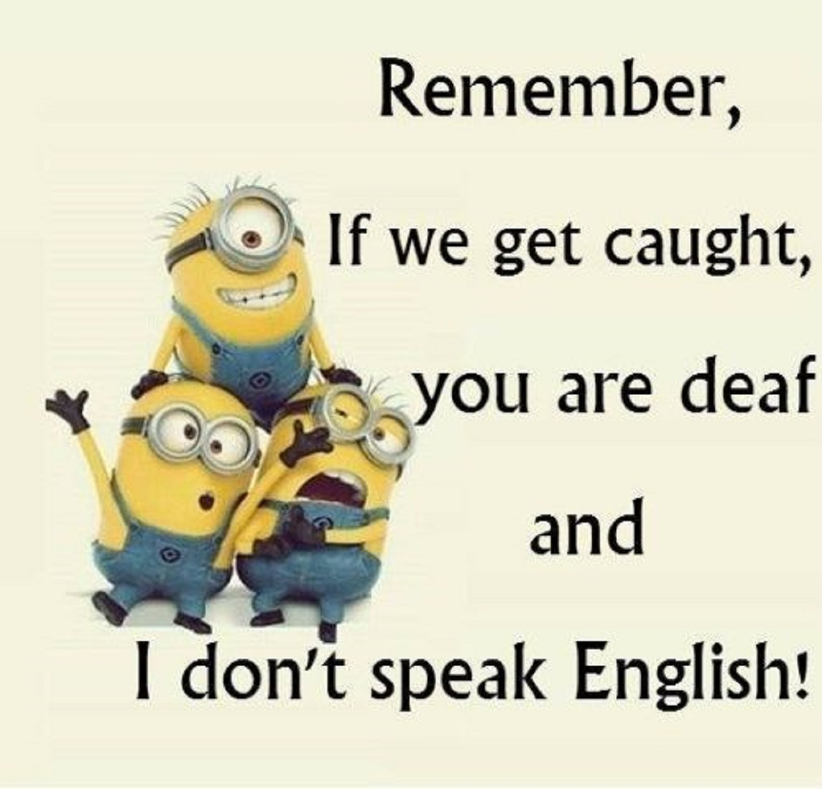 Funny Minion Quotes Of The Week 1200x1152