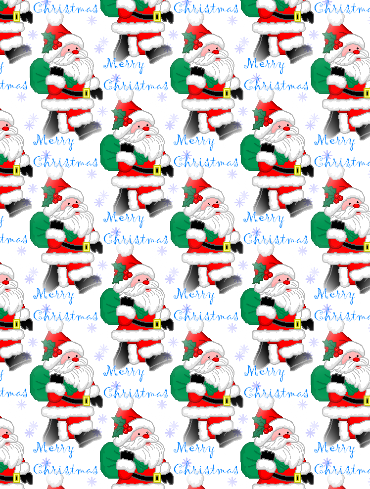 FREE Printable Christmas Wrapper Sheets   great for last minute 748x989
