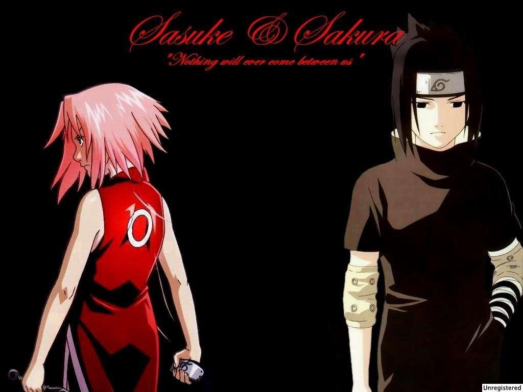 Sasuke and Sakura in Naruto Shippuden Wallpapers Naruto Shippuden 1024x768