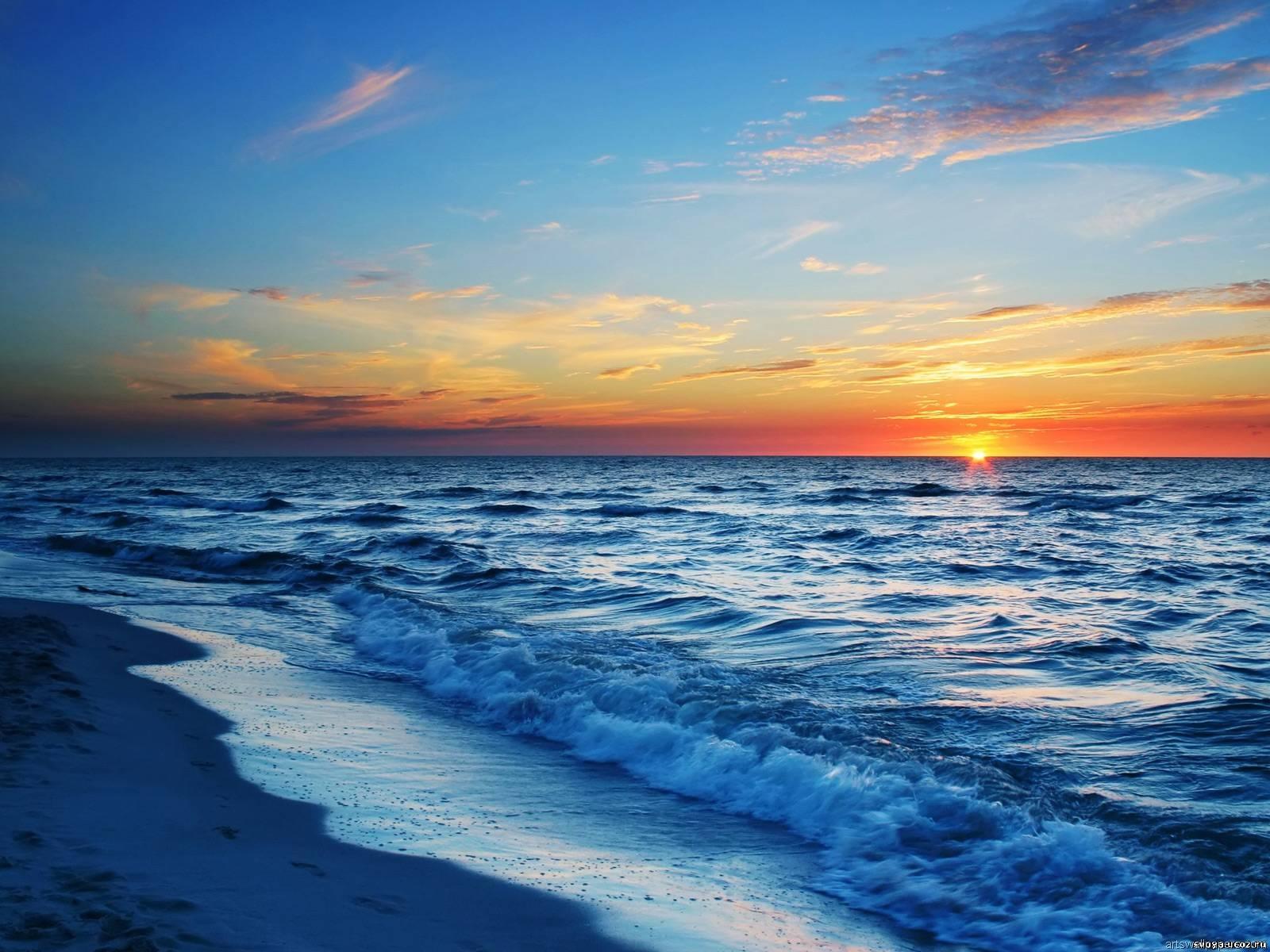Sea Ocean Wallpaper HD Full HD 1080p Desktop Wallpaper Background 1600x1200