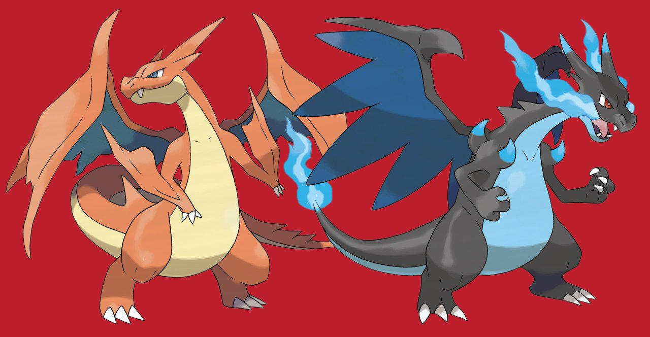 And Y Mega Evolution Wallpaper Pokemon X 1280x664