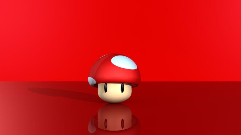 redNintendo nintendo red mario bros mushrooms 1920x1080 wallpaper 800x450