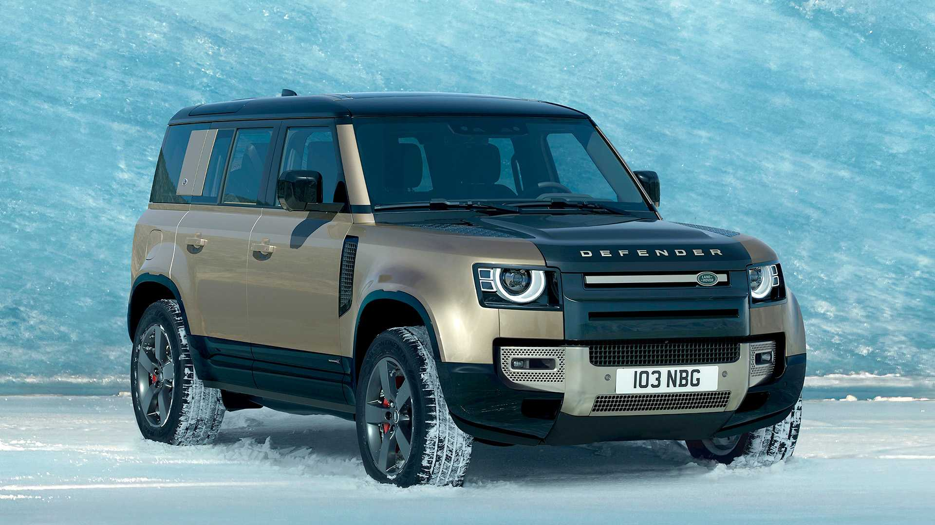 2020 Land Rover Defender Debuts With New Tech Old Charm 1920x1080