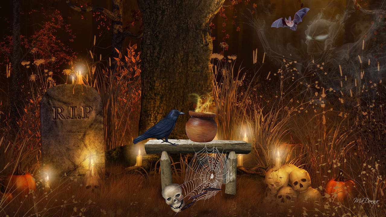 1920x1080 Halloween 3d 2014 Wallpapers Hd Pictures to like or share on 1280x720