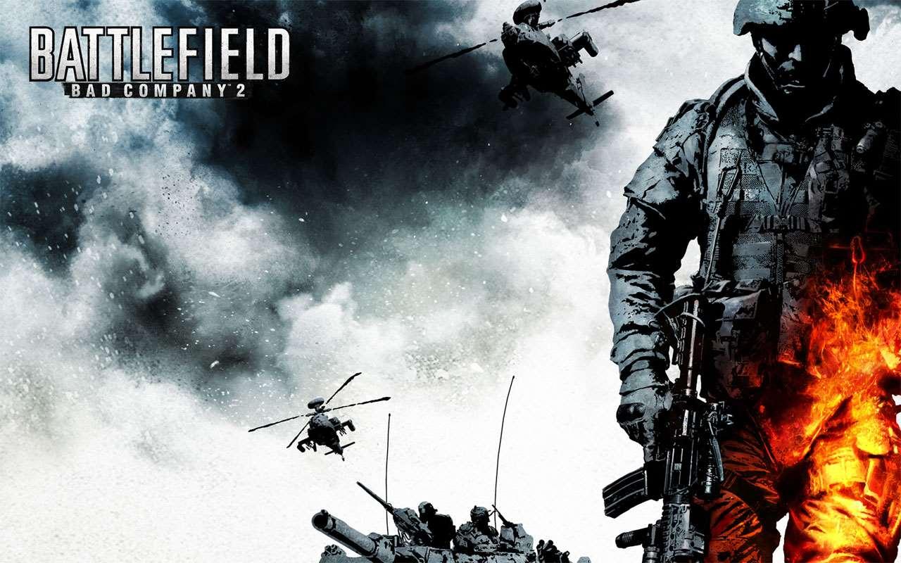 Battlefield Bad Company 2 Wallpaper 3 1280x800