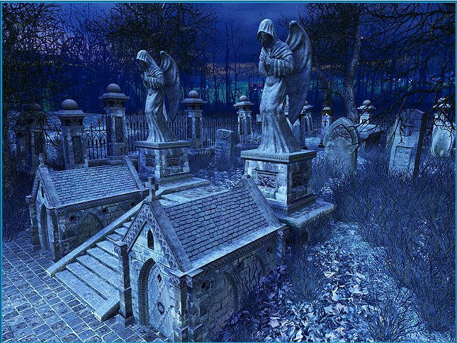 Download Haunted House 3d Screensaver Haunted House 645x485
