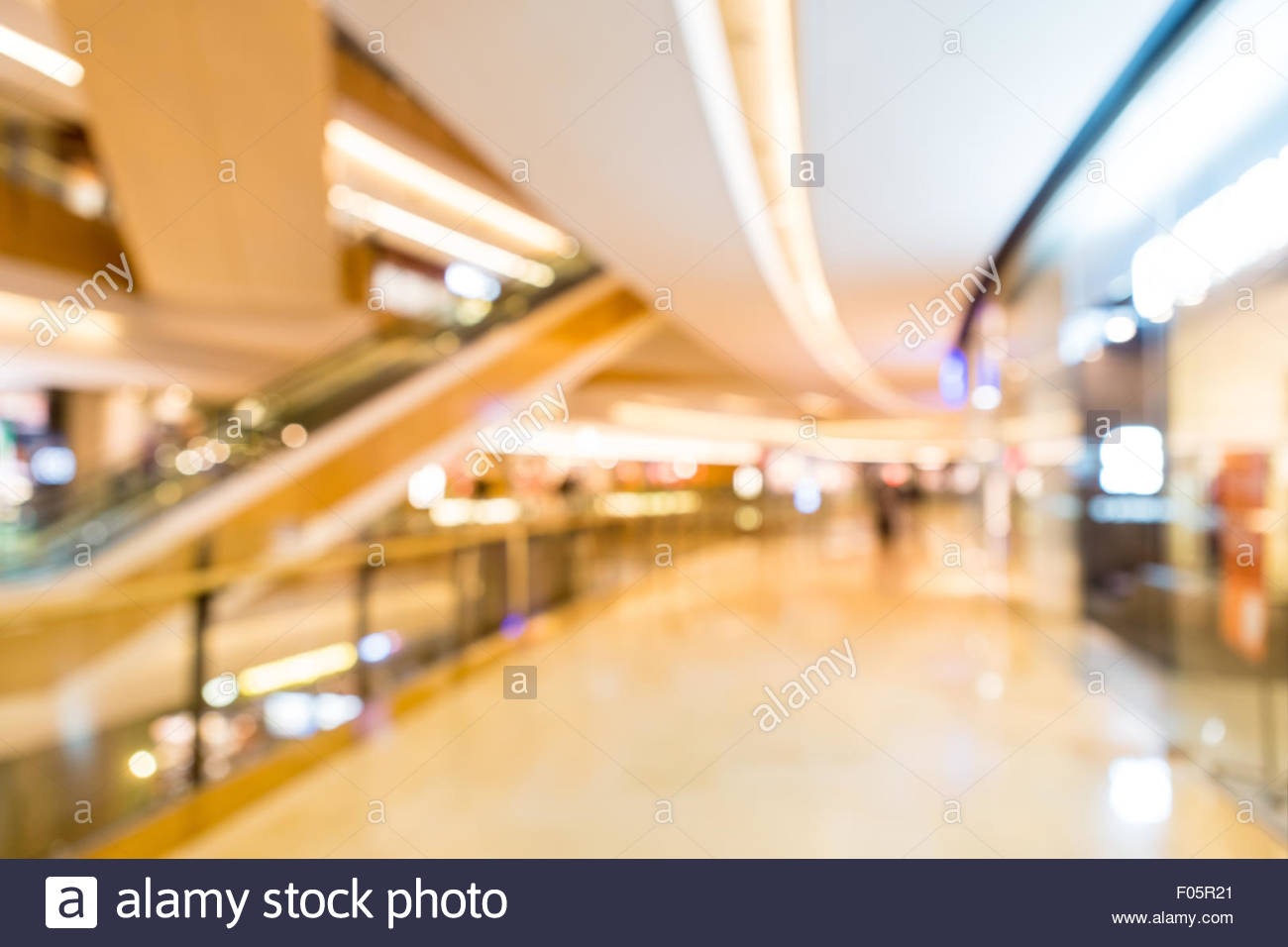 Blurred shopping mall background Stock Photo 86179689   Alamy 1300x956