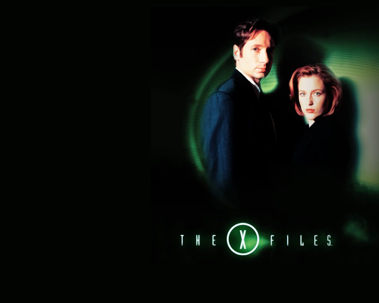 The X Files Wallpaper Mulder and Scully TV Fanart Wallpapers 1280x1024