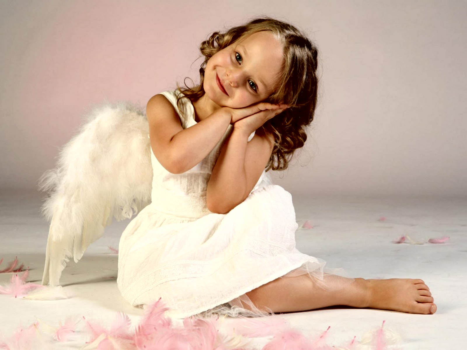 Cute little angel pictures Little Angel Stock Photos. Royalty Free Little Angel Images