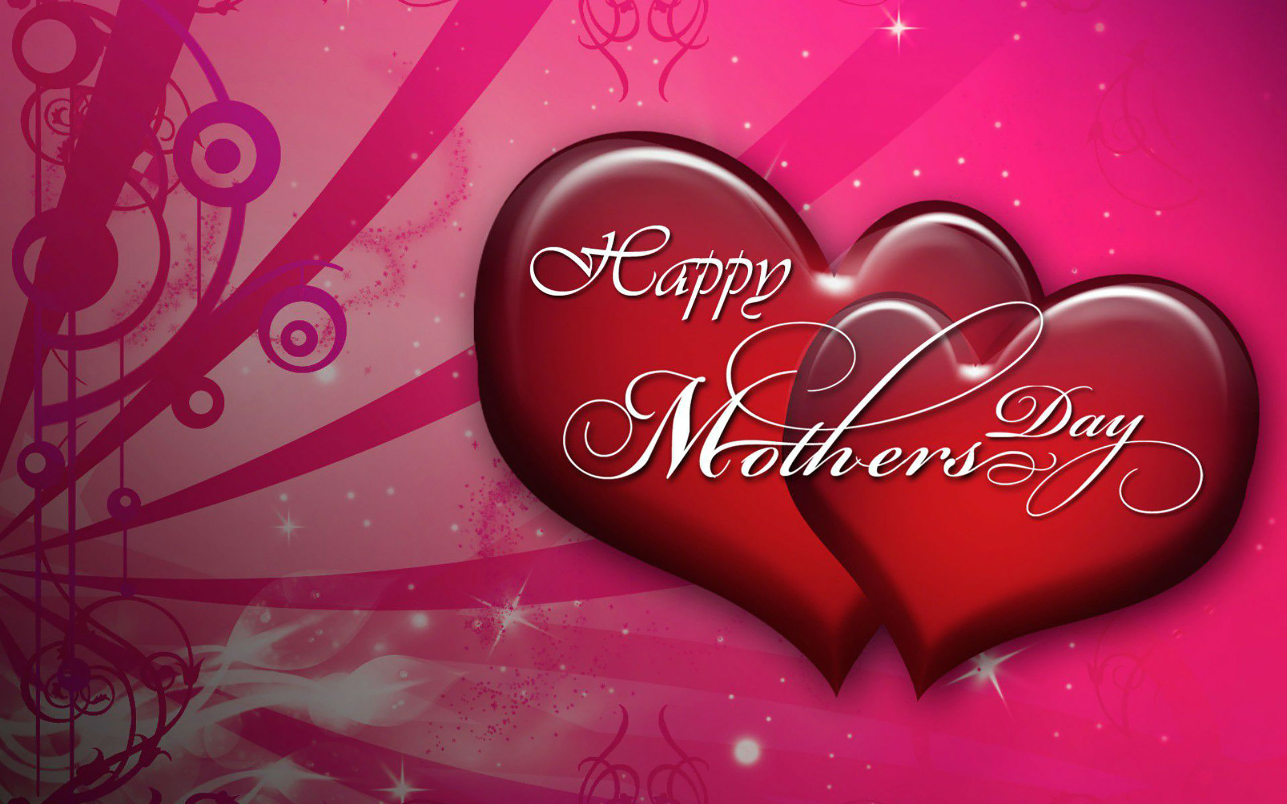 I Love You Mom HD Backgrounds 2560x1600