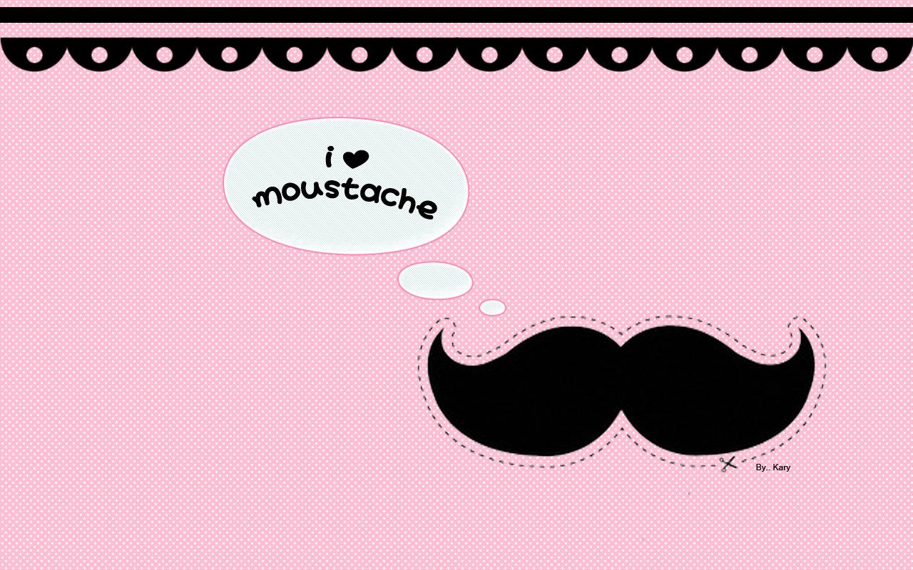 Wallpaper iphone kumis - Moustache Wallpapers Wallpaper Mansion