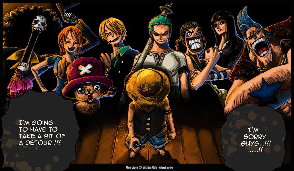 1024x597px One Piece Crew Wallpaper Wallpapersafari
