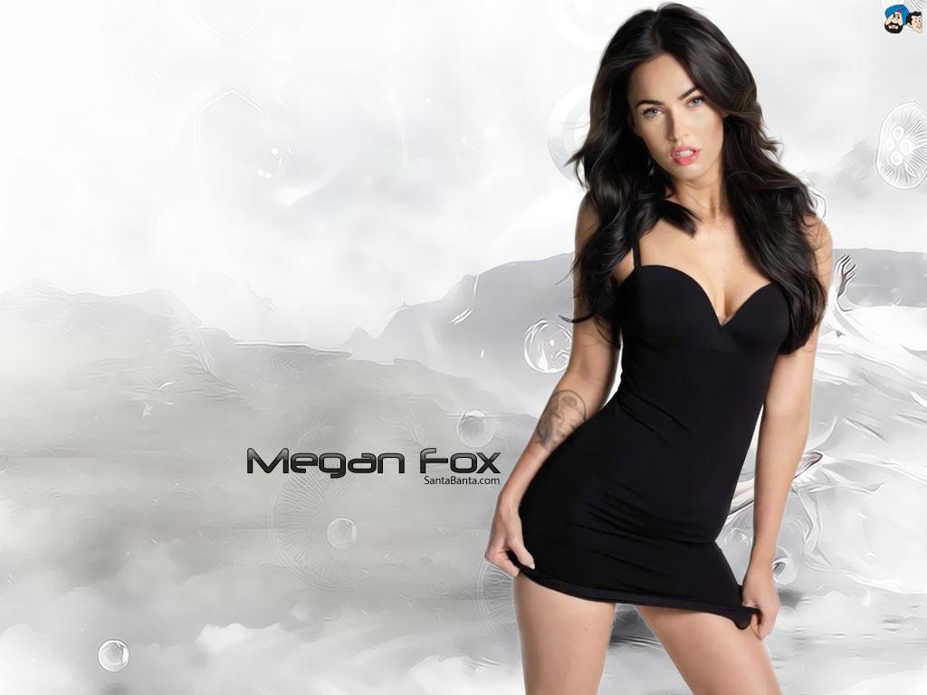 Download Megan Fox Hot HD Wallpaper 72 1024x768