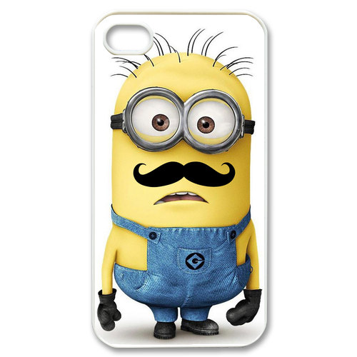 Mustache iphone 4 4s case Imperialcases   Accessories on ArtFire 500x500