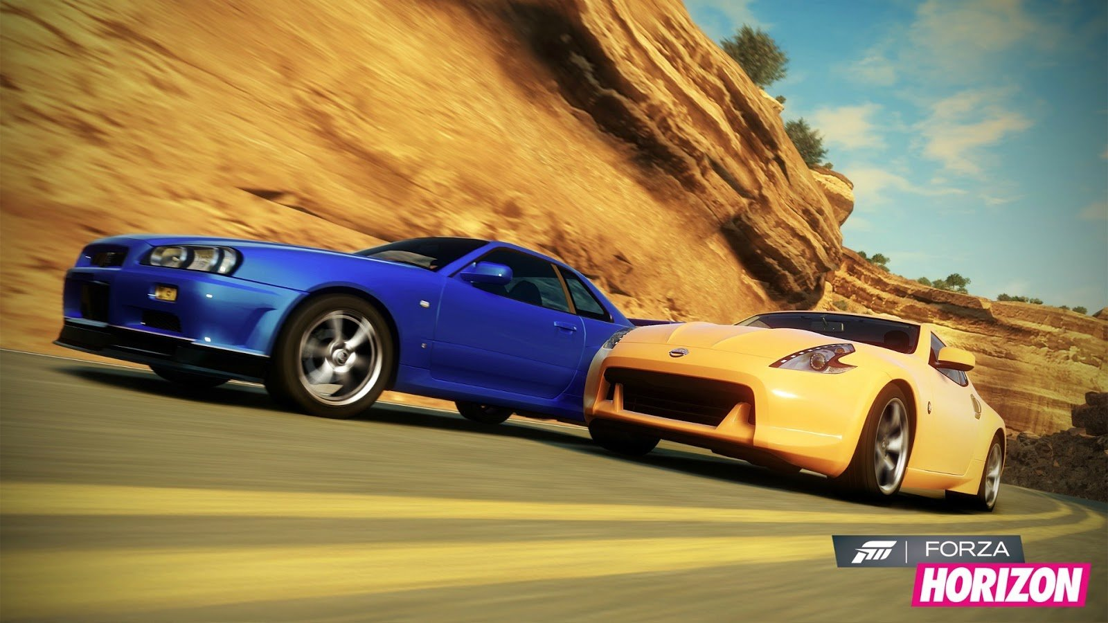 Get Out Games Forza Horizon   Wallpapers Full HD e Trailers 1600x900