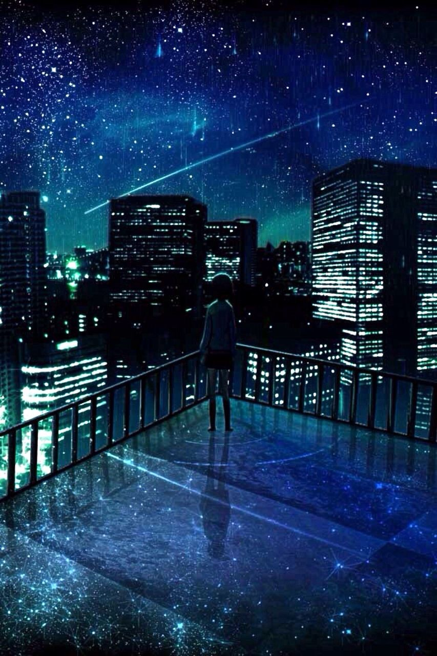 Pin by Eileen Zapata on Anime Anime city Anime scenery 853x1280