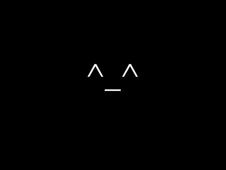 Nirvana Smiley Face Wallpaper Minimalistic smiley face emoticon 736x552