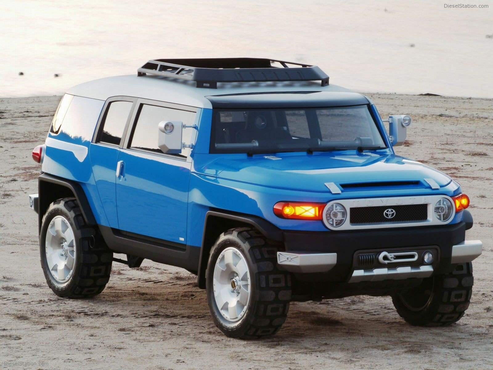 Toyota FJ Cruiser Exotic Car Wallpapers 002 of 11 1600x1200