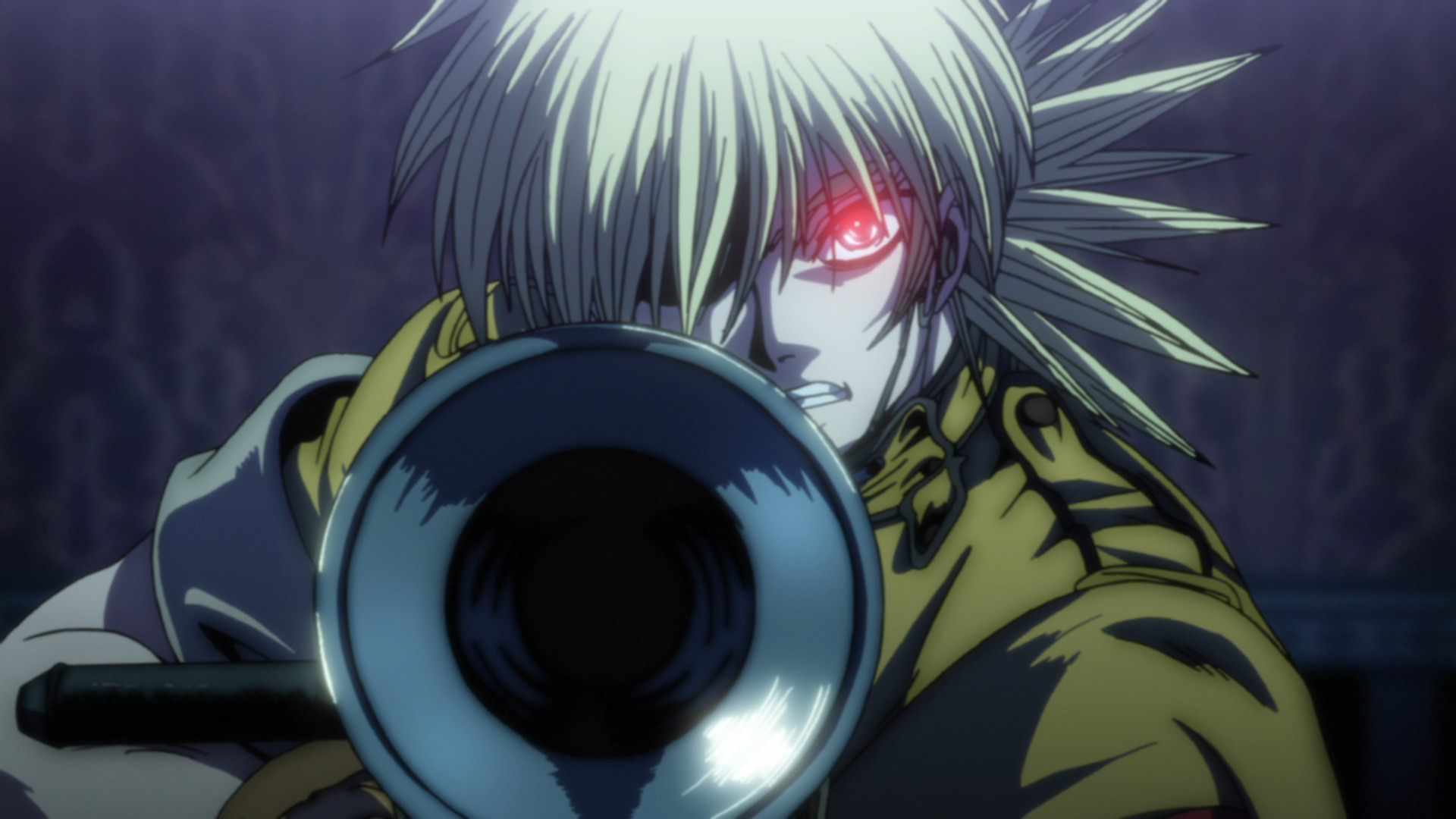 Hellsing Ultimate Seras Victoria Wallpaper 1920x1080