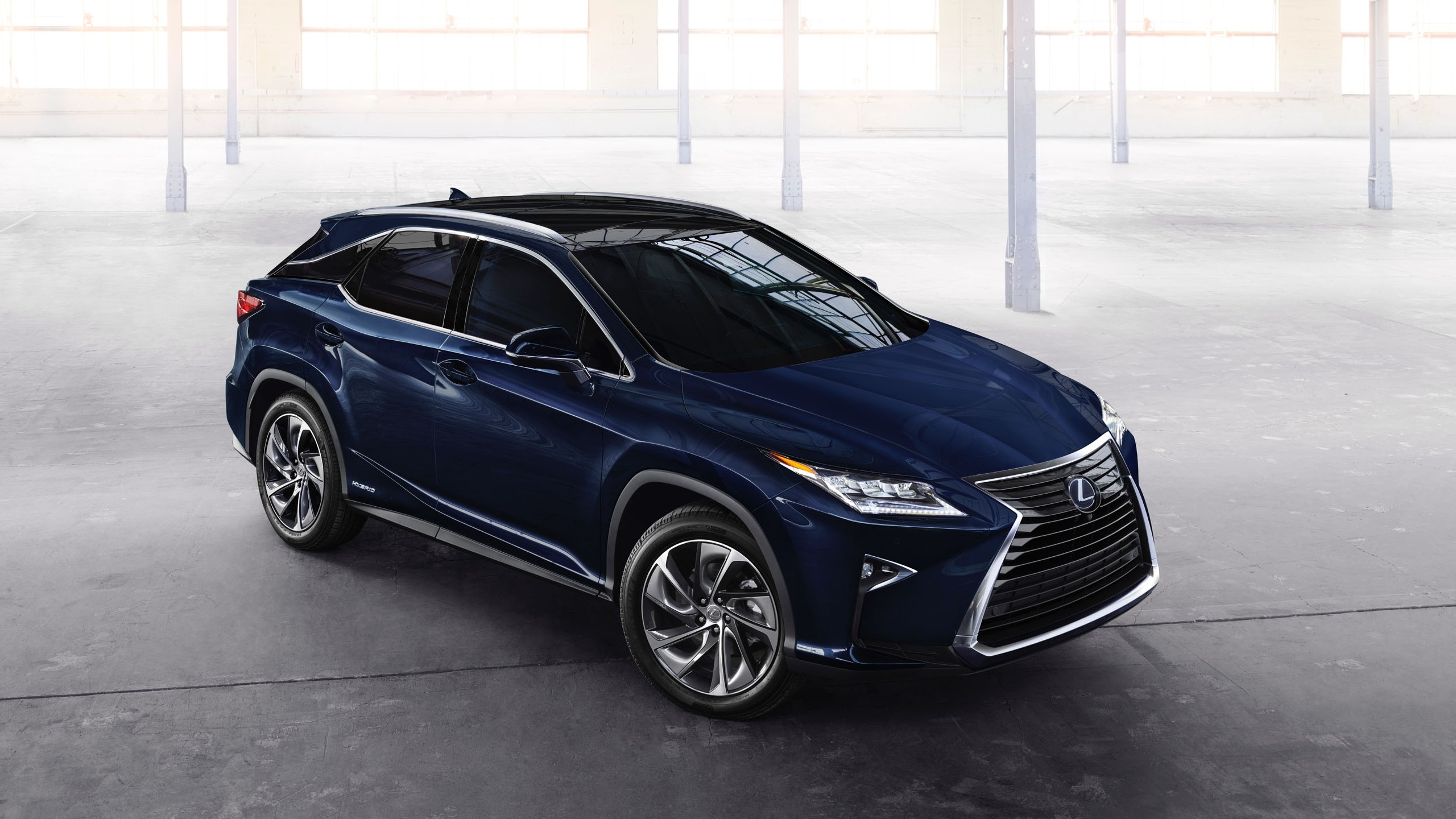 Lexus RX 450h 2015 2560 x 1440 Download Close 2560x1440