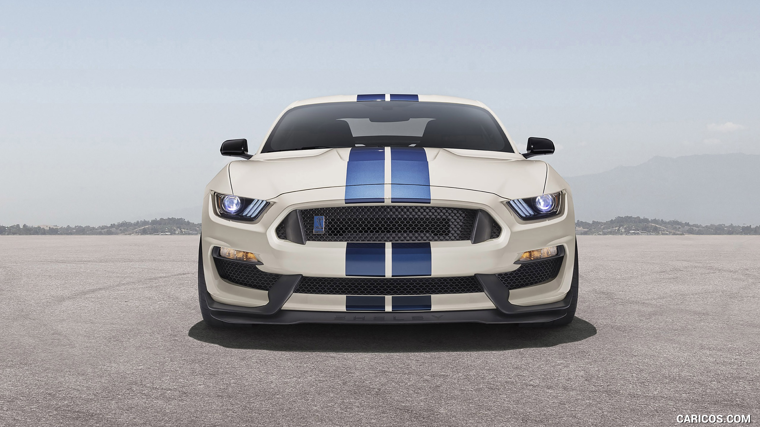 2020 Ford Mustang Shelby GT350 Heritage Edition Package   Front 2560x1440