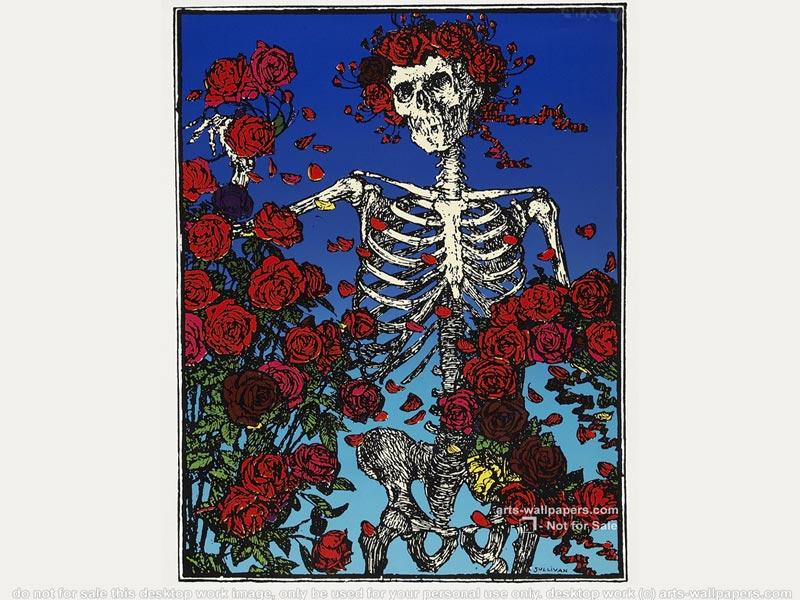Grateful Dead Desktop Wallpaper: Grateful Dead IPhone Wallpaper