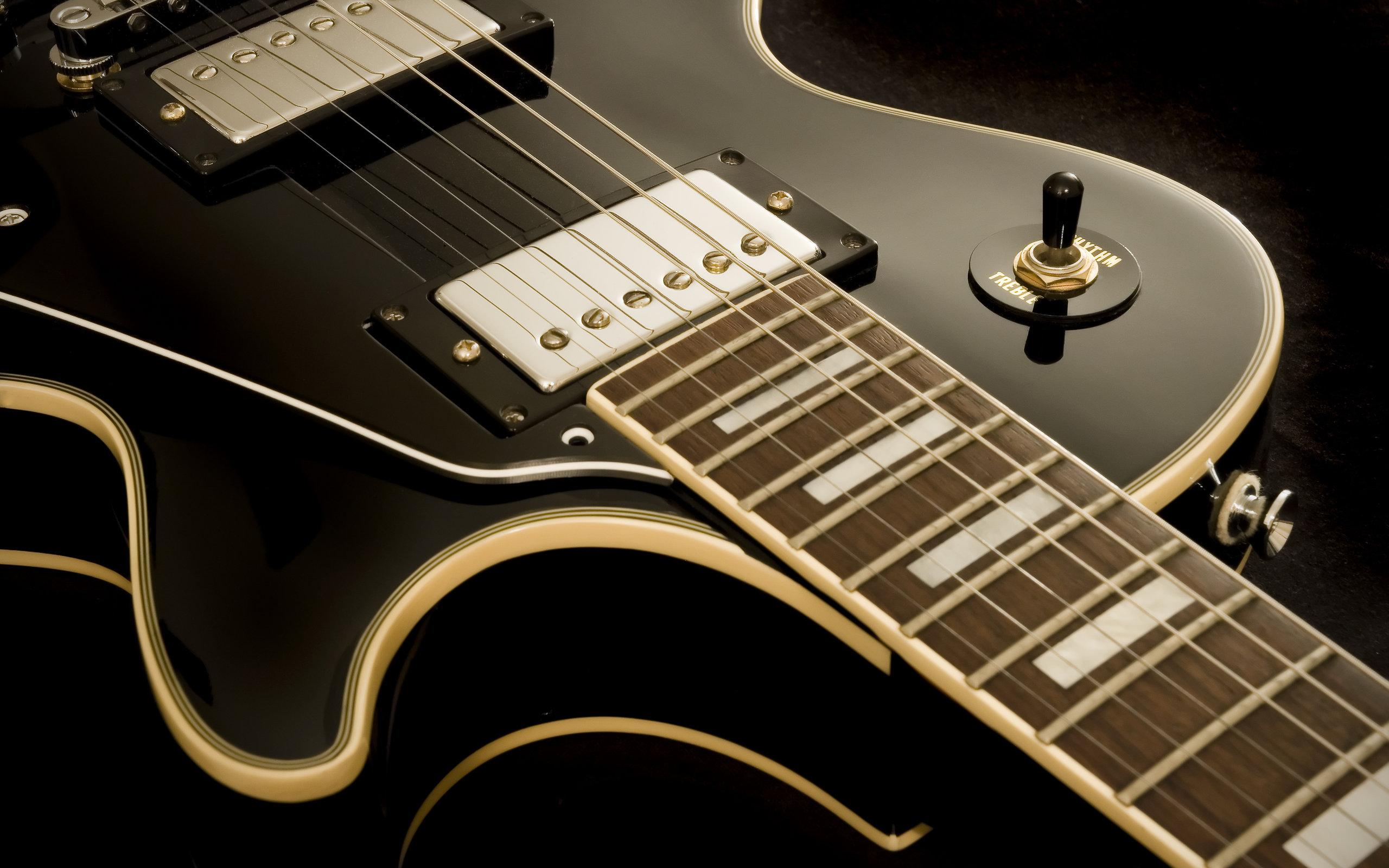 Guitar Guitar 2560x1600