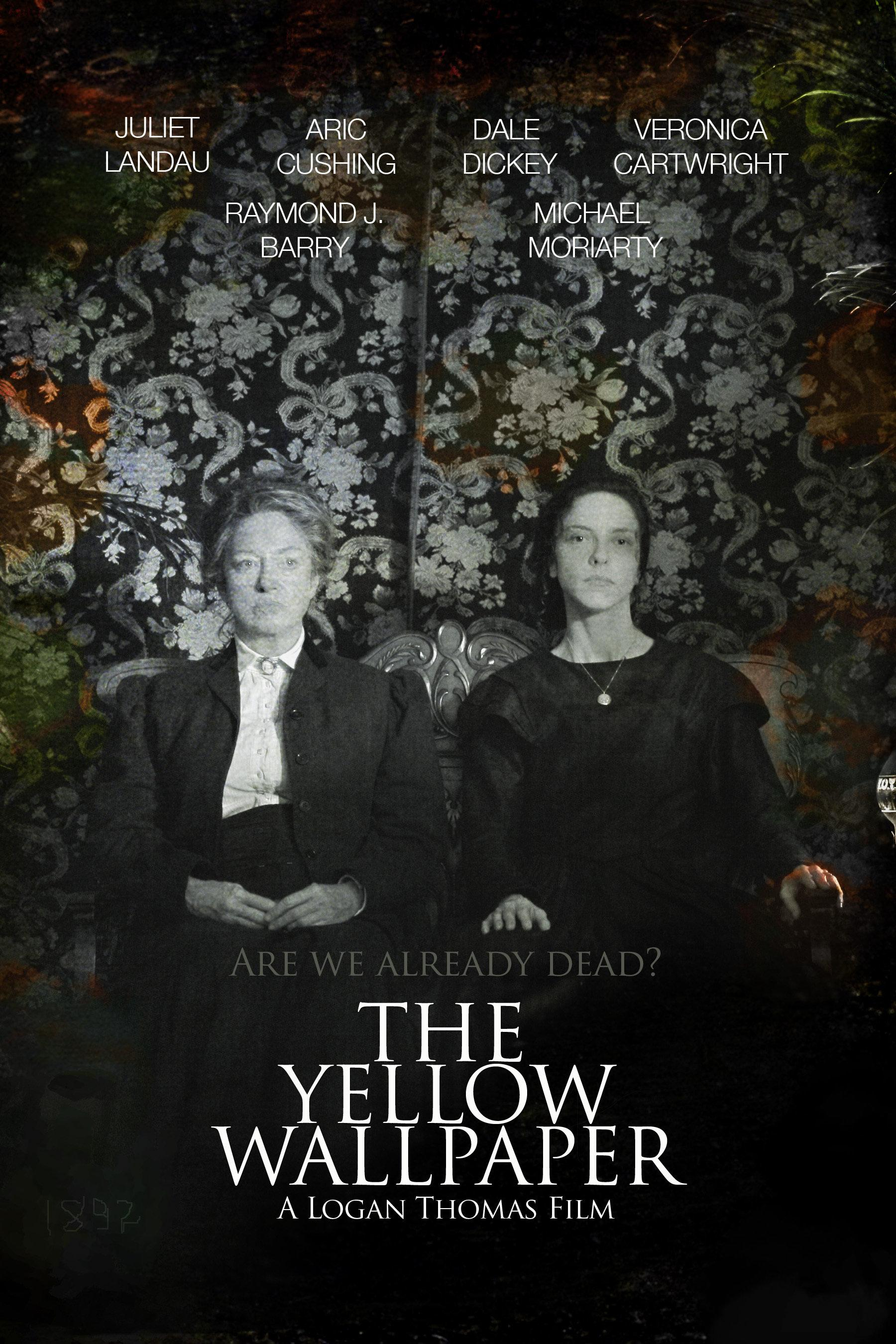 the yellow wallpaper 2012 large coverjpg 1800x2700