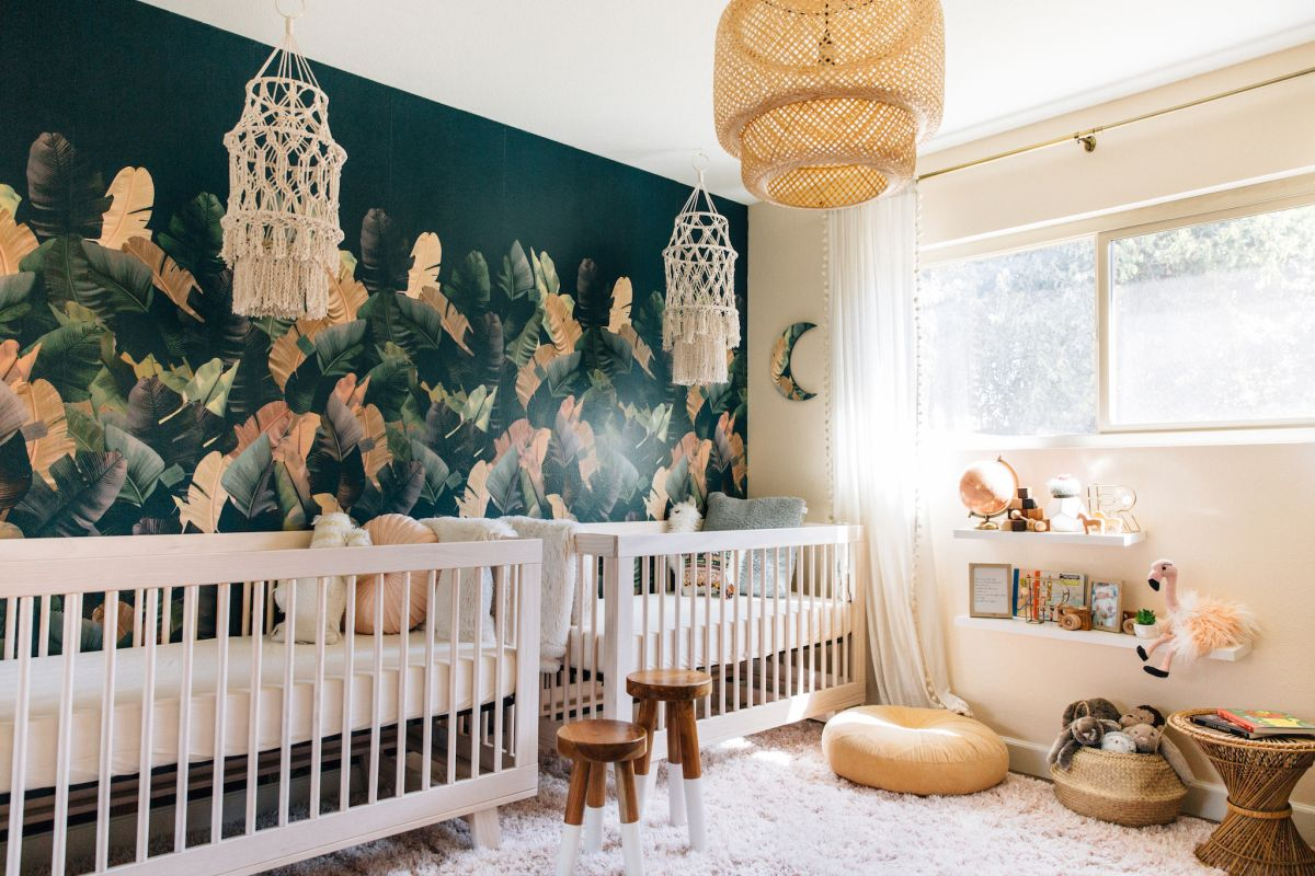 34 Best Patterns For Nursery Wallpaper   Create A Room Your Kids 1200x800