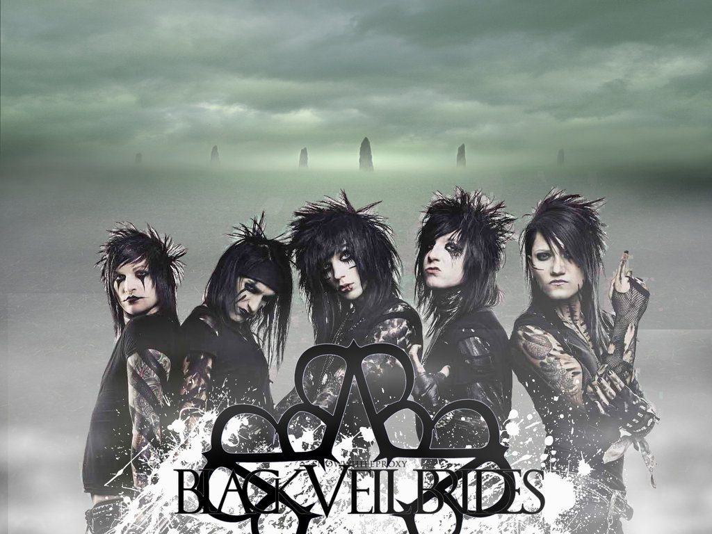 DeviantArt More Like Black Veil Brides Wallpaper by EVFanKayda1020 1024x768